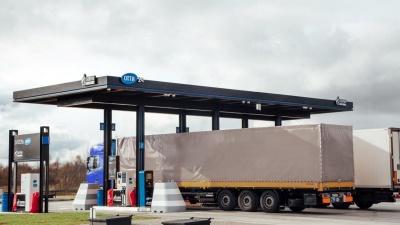Будь в «Курсе»: владельцы коммерческого транспорта смогут экономить на топливе
