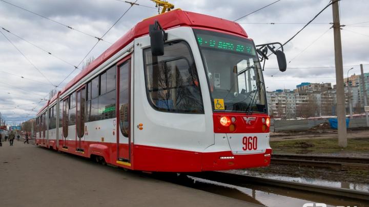 В мэрии Самары рассказали, почему кондукторы не принимали транспортные карты в трамвае S5