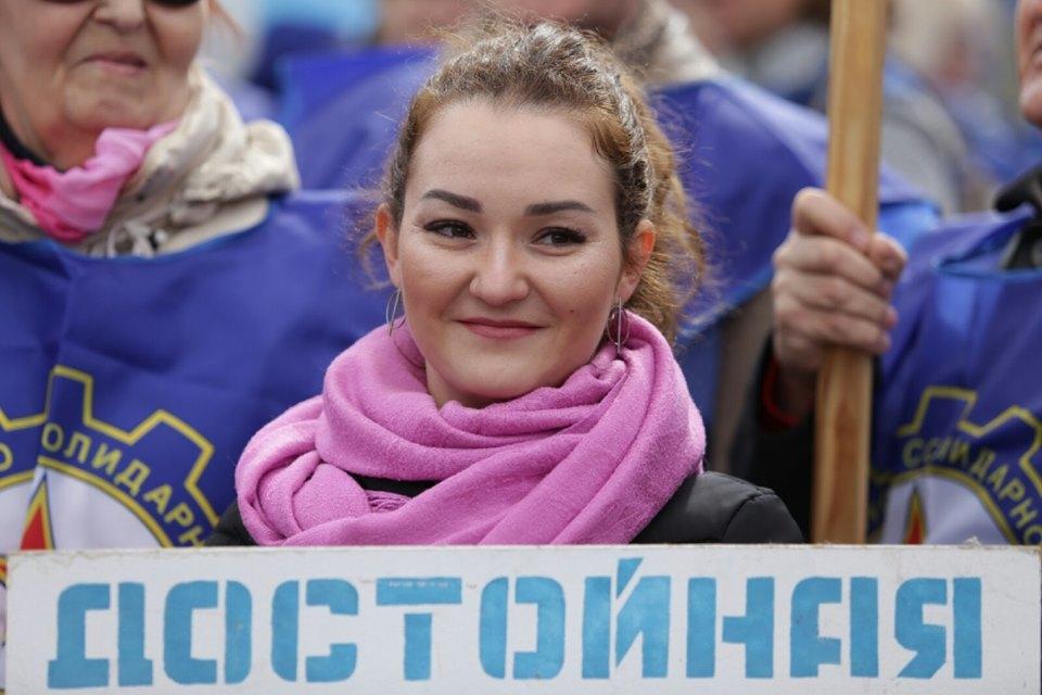 Фотограф из Челябинска  поймал удачный кадр