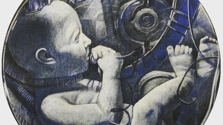 Красноярская художница победила в конкурсе рисунков, посвященных боли