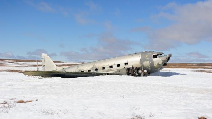 Вернули легенду. Путин вручил премию красноярцам, которые вывезли лежавший 70 лет в тундре самолет