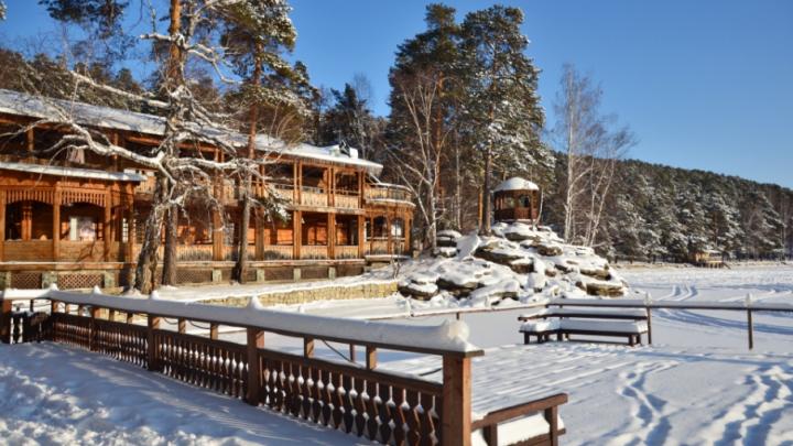 Отелю пригрозили штрафом за попадание стоков в самое чистое озеро Южного Урала