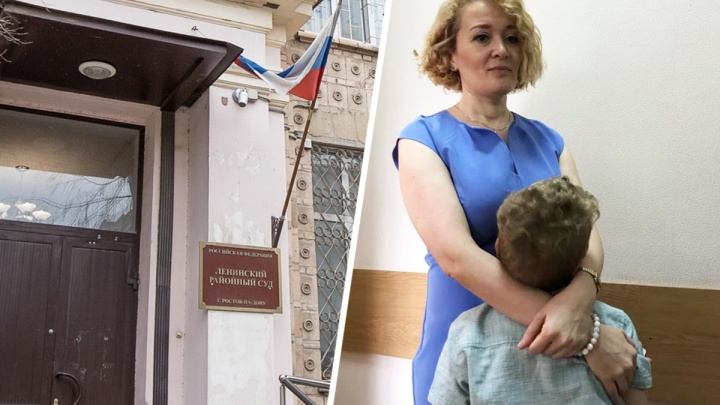 Детям Анастасии Шевченко не разрешили присутствовать на заседании по продлению ареста матери