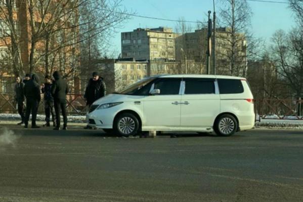 Пешеход скончался под колёсами авто
