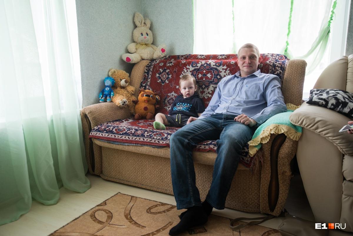 Антон и Миша