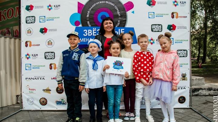 В Березовой роще устроят концерт с современными танцами и песнями