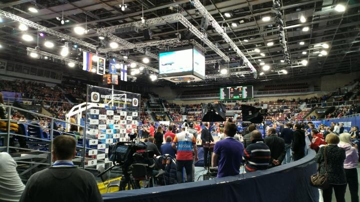 Сборная России по баскетболу победила финнов на матче в «Молоте»! Она выступит в финале Кубка мира