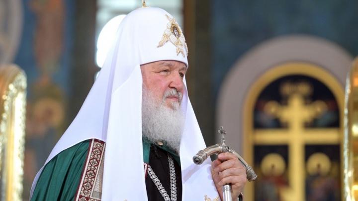 Стала известна программа первого в истории Зауралья визита патриарха Кирилла