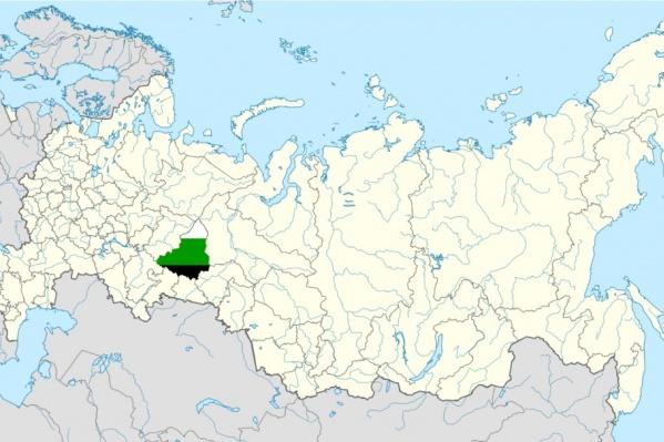 У Уральской республики был бело-зелёно-чёрный флаг, его придумал Антон Баков