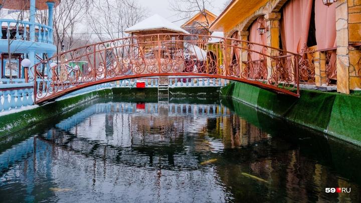 Раньше здесь была помойка, а сейчас плавает форель. Как бизнесмен из Грузии сделал парк на Обросова