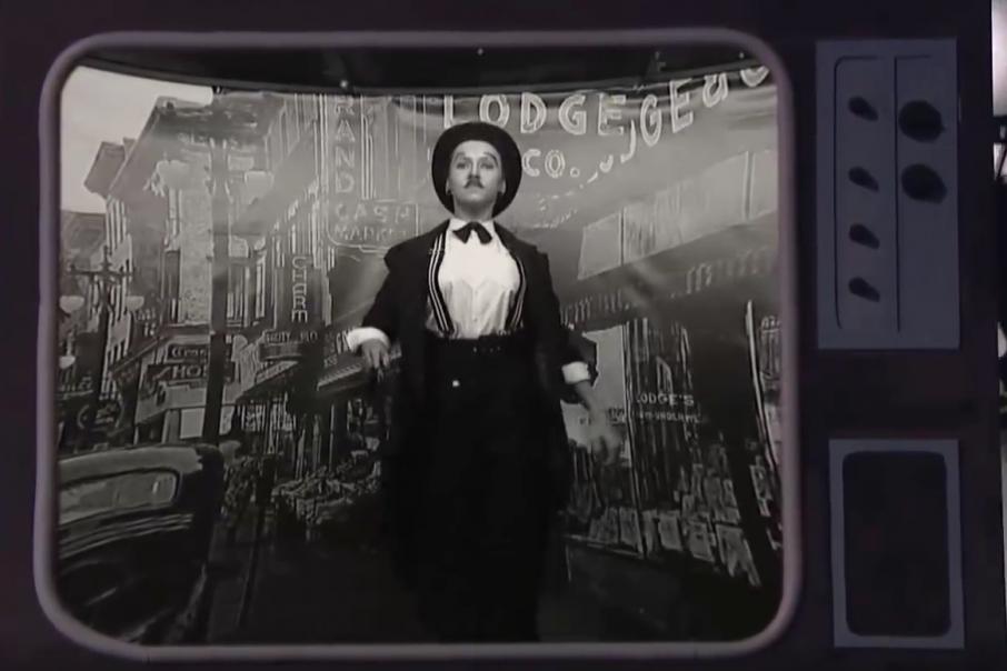 13-летняя Виктория Фёдорова великолепно станцевала Чарли Чаплина