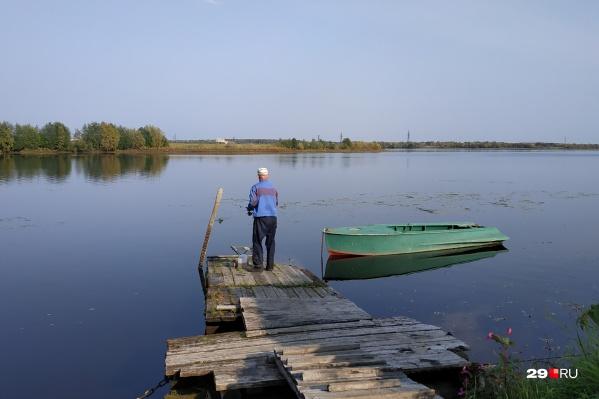 Жизнь повракульцев всегда проходила возле воды: отсюда отправлялись и на рыбалку в море, и по делам в Архангельск