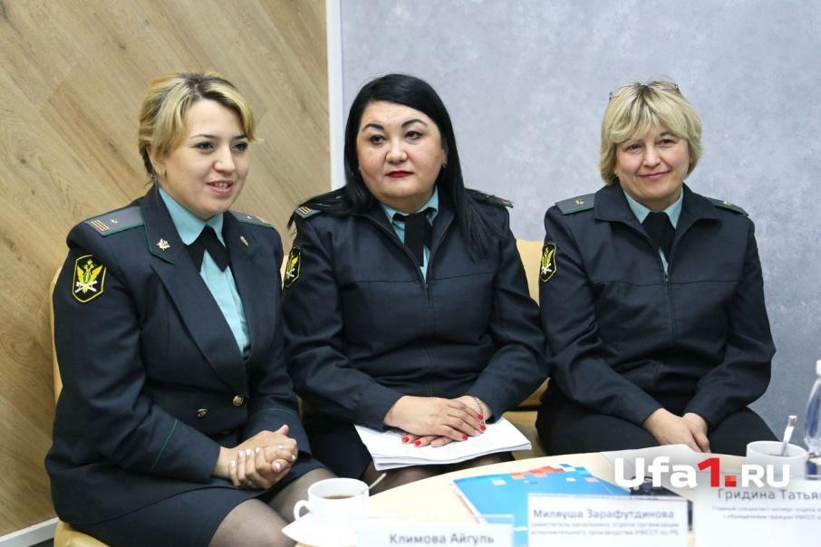 Взыскатели провели в Ufa1 круглый стол