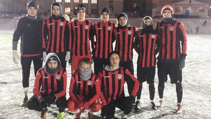 «Амкар» снова на поле: красно-черные победили на первой игре года в ФНЛ