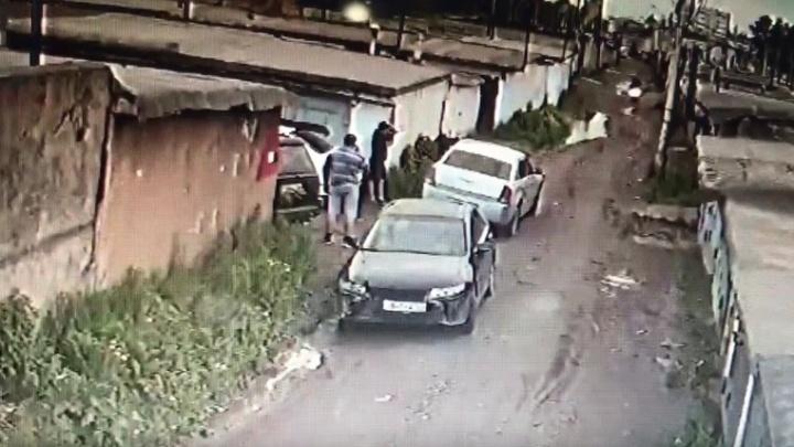 В Ачинске живодёр расстрелял гуляющую в гаражах домашнюю собаку