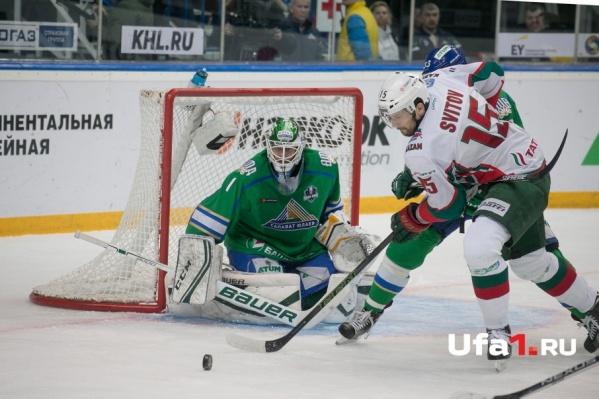 Гендиректор «Салавата Юлаева» — в составе правления КХЛ