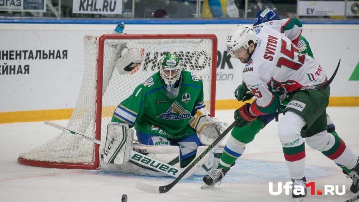 Наши в КХЛ: гендиректор «Салавата Юлаева» вошел в состав правления Лиги