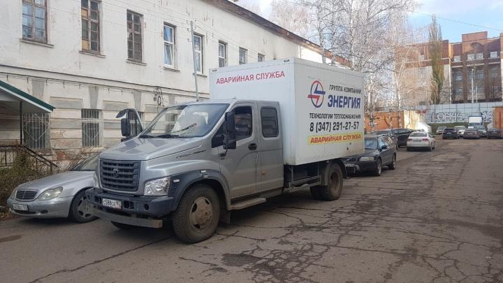 Застройщик дома в Уфе рассказал, почему 300 человек на две недели остались без горячей воды