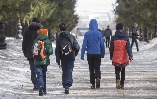 В Уфе спасатели нашли замерзающих парня и девушку