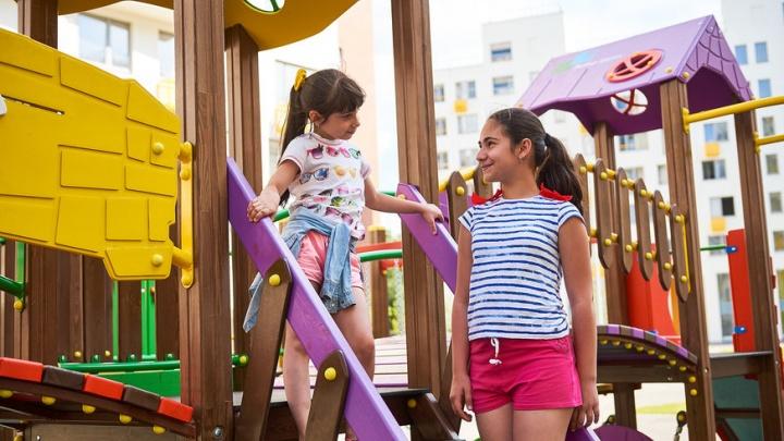 Как определить безопасность детской площадки: четыре главных правила
