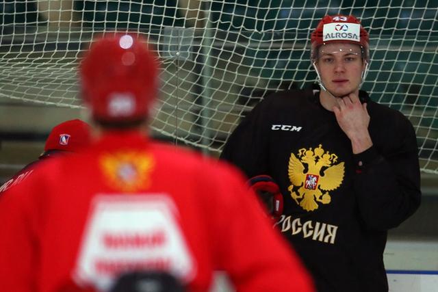 В составе сборной Валерий Ничушкин в мае прошлого года выиграл бронзу чемпионата мира