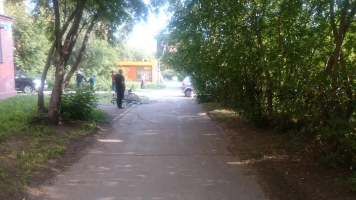 В Нижнем Тагиле в двух ДТП пострадали дети на велосипедах, нарушившие правила