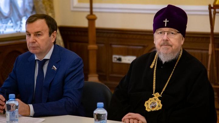 «Негодный закон, усугубляющий положение»: митрополит высказался о проекте закона о домашнем насилии