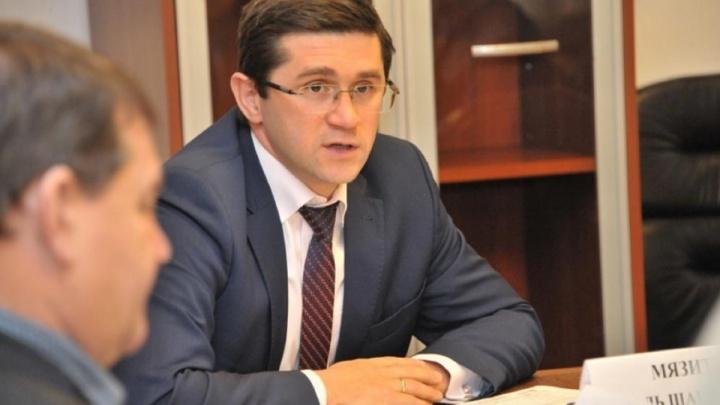 В Самаре суд оставил под арестом бывшего руководителя СОФЖИ Реналя Мязитова