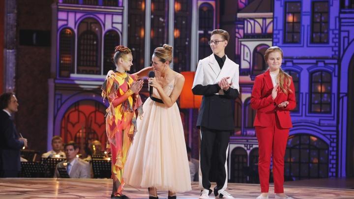 Архангелогородка показала акробатический номер под хит группы «Кино» в эфире «России 1»