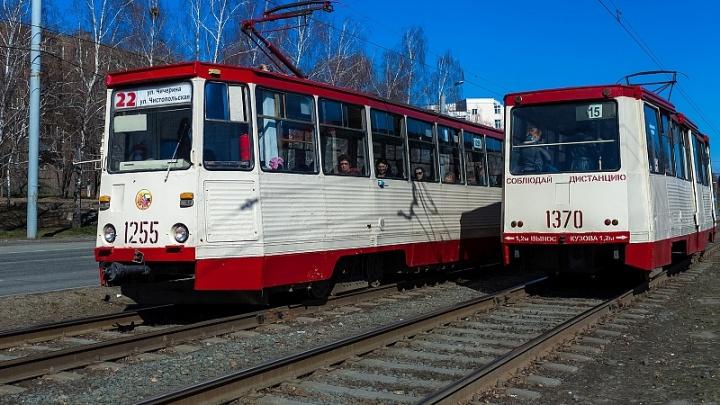 В Ленинском районе из-за эстафеты остановят общественный транспорт