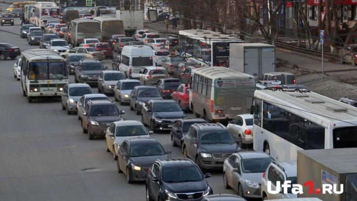 Судебные приставы просят жителей Башкирии заявлять на водителей-должников