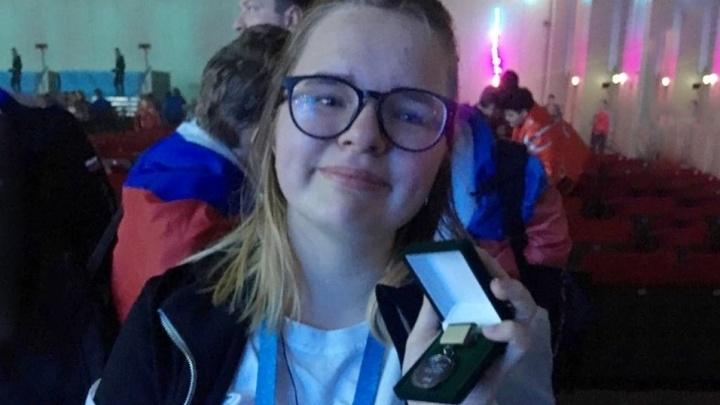 Клеила обои лучше всех: студентка из Самарской области завоевала призна WorldSkills Juniors