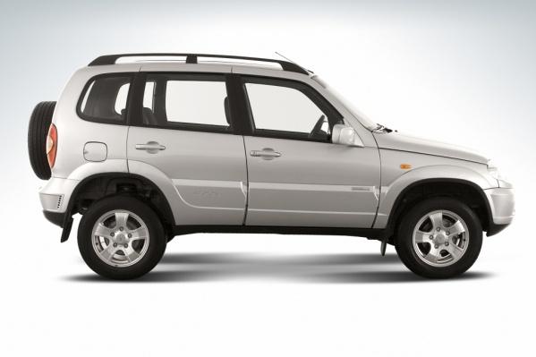 Предприятие выпускает единственную модель — Chevrolet Niva