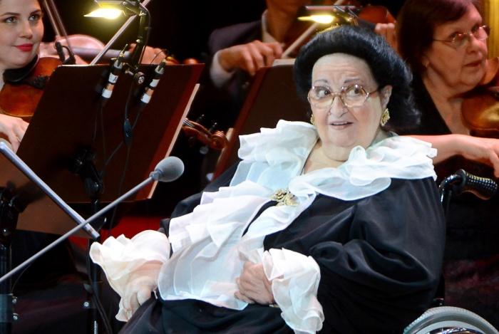 Она скончалась в больнице в Барселоне