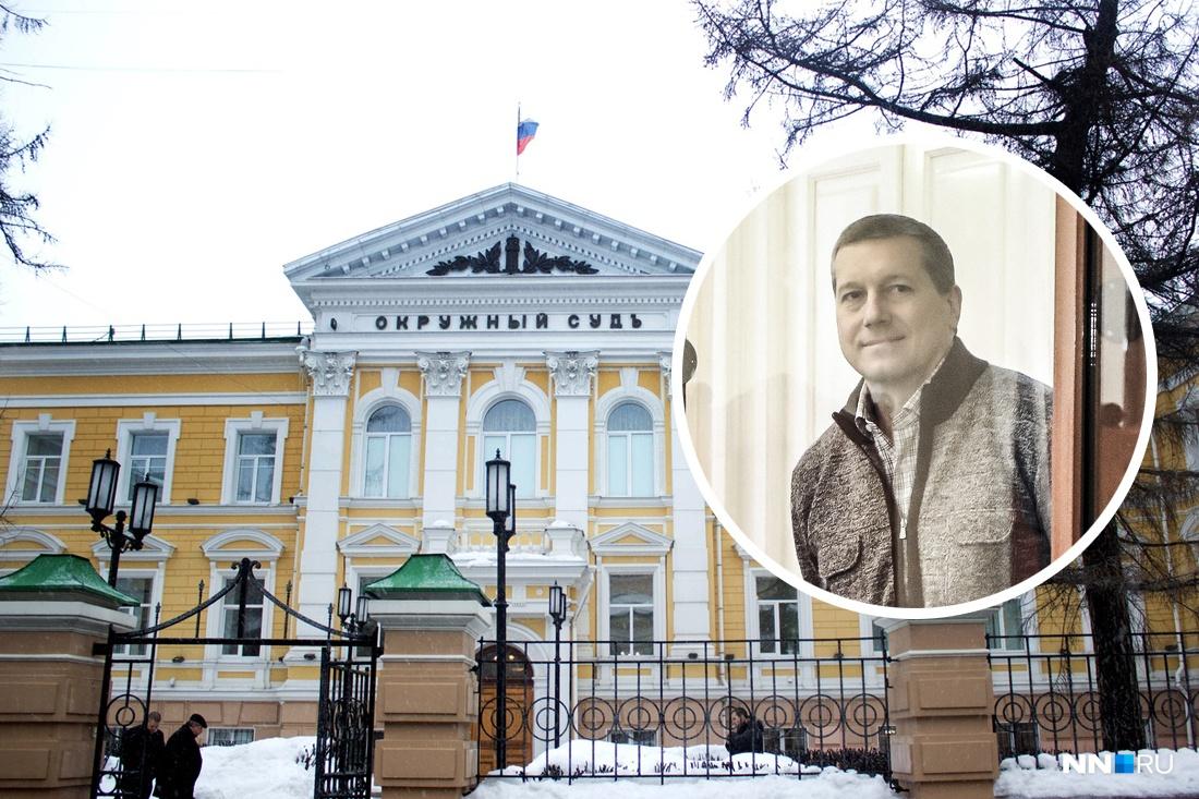 Олега Сорокина отправили отбывать наказание в кировскую колонию