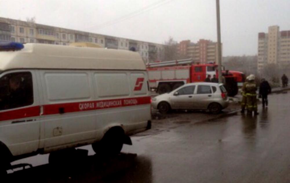 В Рыбинске женщина на«Шевроле-Авео» сбила 13-летнюю девочку