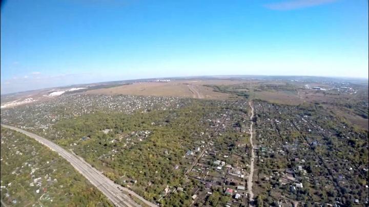У дачников Самары выкупили земли под строительство магистрали Центральной