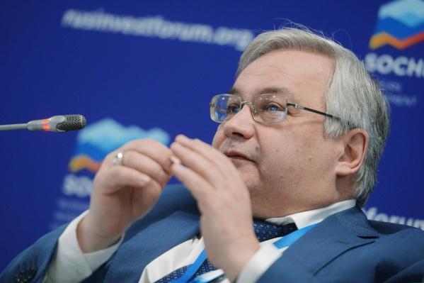 Михаил Садовой находится под домашним арестом с середины февраля 2018 года