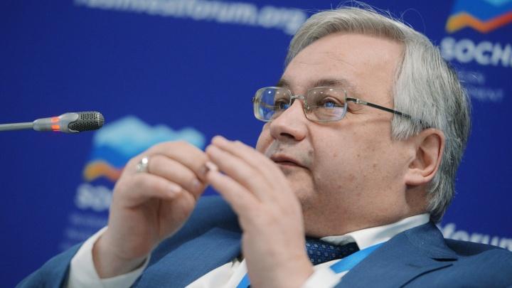 Бывший глава НИИТО Михаил Садовой приехал в суд. Ему будут читать приговор