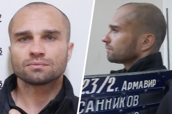 Сбежавший преступник может находиться в Ростове