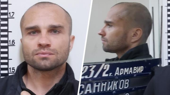 В Ростовской области ищут опасного преступника, сбежавшего из-под конвоя