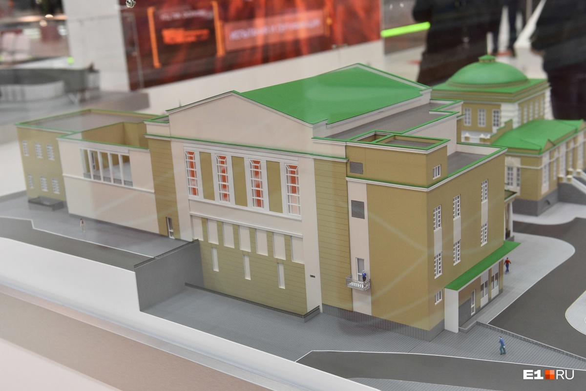В старом здании Верх-Исетского госпиталя откроют картинную галерею и зал для свадеб