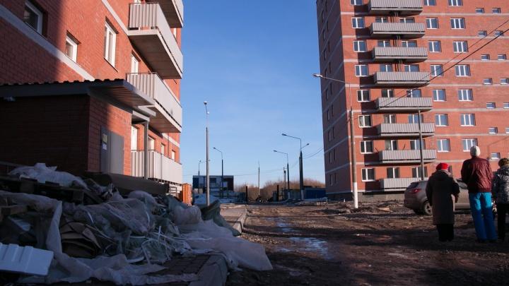 Губернатор Игорь Орлов предложил селить детей-сирот в домах, построенных за бюджетные деньги