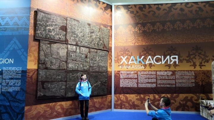 В Красноярске проходит первый «Мир Сибири» в помещении: что там интересного?