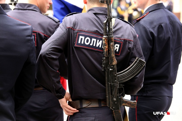 Оружия полицейские лишатся ненадолго