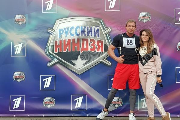 На испытаниях Сергея поддерживала его жена