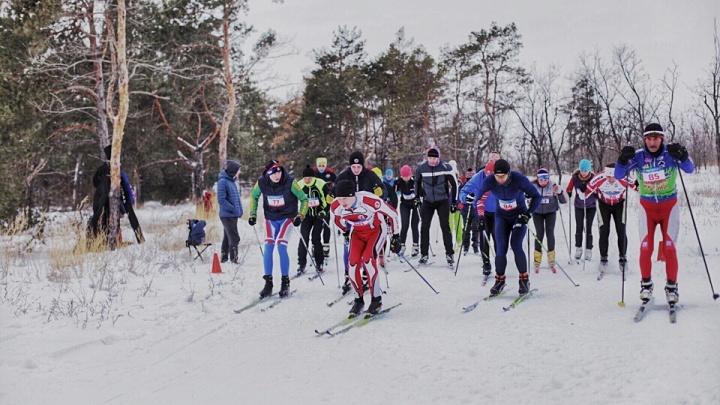 «Таких скоростей не ожидали»: волгоградцы открыли лыжный сезон