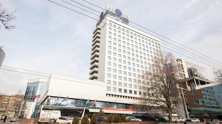 Компания Ивана Саввиди станет новым владельцем отеля «Дон-Плаза»