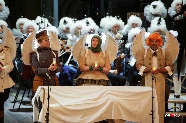 В филармонии поставили оперу по рассказу«Смерть чиновника»