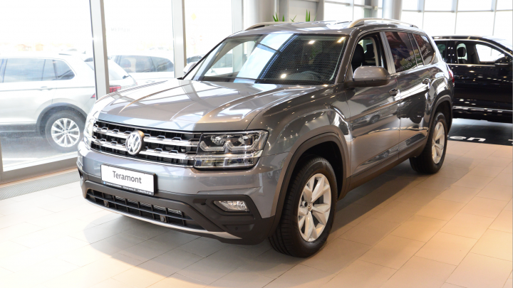 Только в декабре: в Самаре запустили беспрецедентную акцию на Volkswagen Teramont